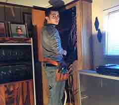 3rd generation electrician
